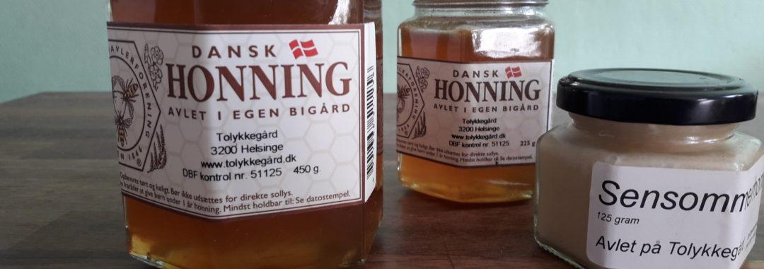honning tolykkegård