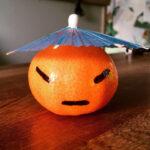 mandarin strong ale fra det våde får håndværksbryggeri