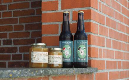 honning ølkage juleøl opskrift