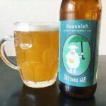 kvassish let frisk sommerøl inspireret af den russiske drik Kvass