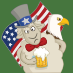 uncle sam, en american pale ale fra det våde får